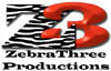 Zebra3 Productions Schedule